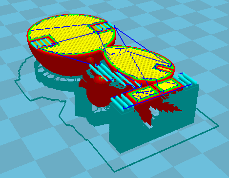 Use of Cura 15 4 6 (32 bit), 2 1 3 (64 bit) and 2 4 0 | wikimal