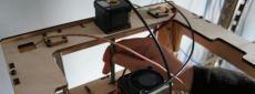 Calibrating the MakerBot Thing-O-Matic
