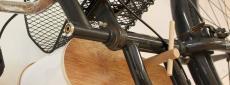 Groupe 3: Attache porte-vélo murale