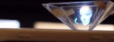Réaliser un hologramme