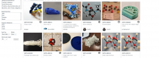 3D repositories : Science, Biology, Chemistry, Physics