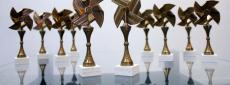 Trophée lauréats Molenbeek