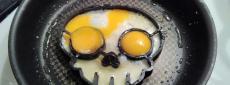 Egg molding