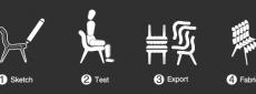 SketchChair - Design furniture