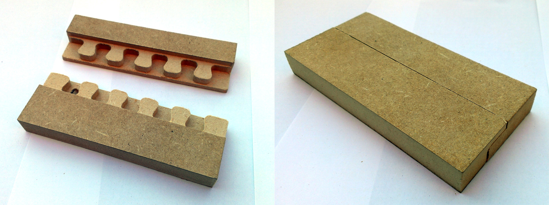 Custom CNC Joint | wikimal